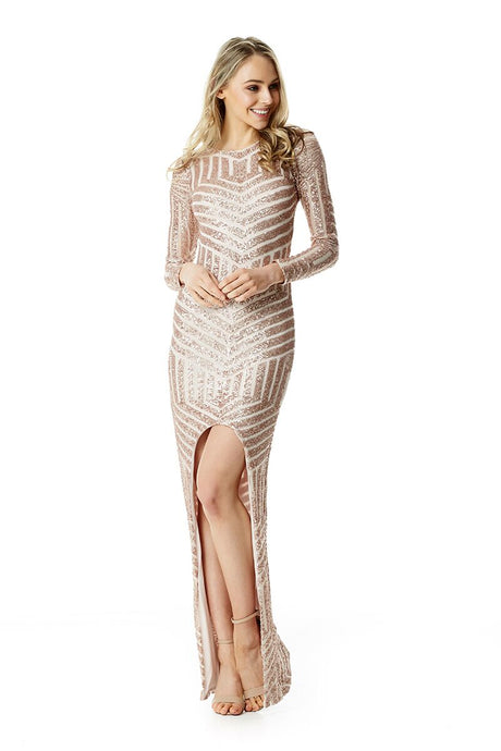 Starstruck Sequin Gown