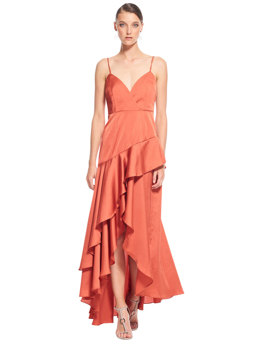 Substitution Maxi Dress