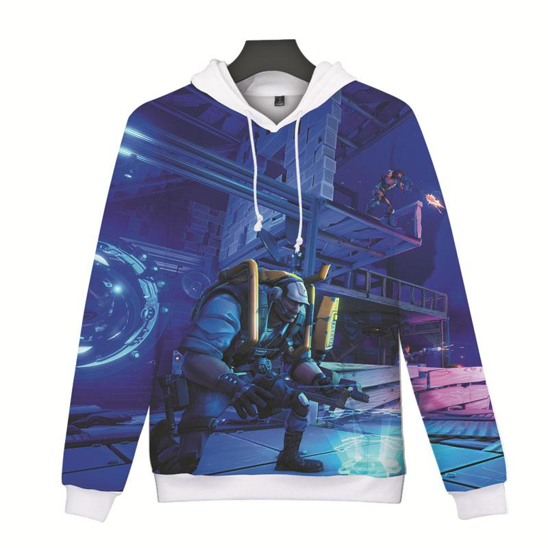 Unisex 3d Fortnite Hoodie For Youth Usahoo