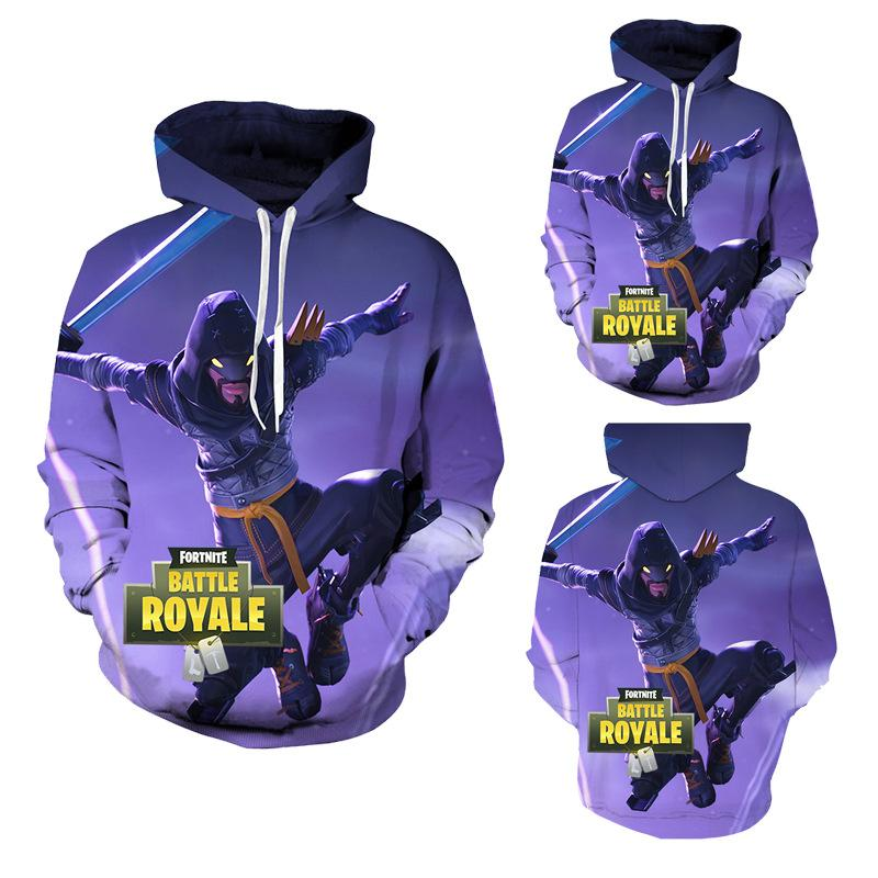 Fashion Youth Fortnite Hoodies Usahoo