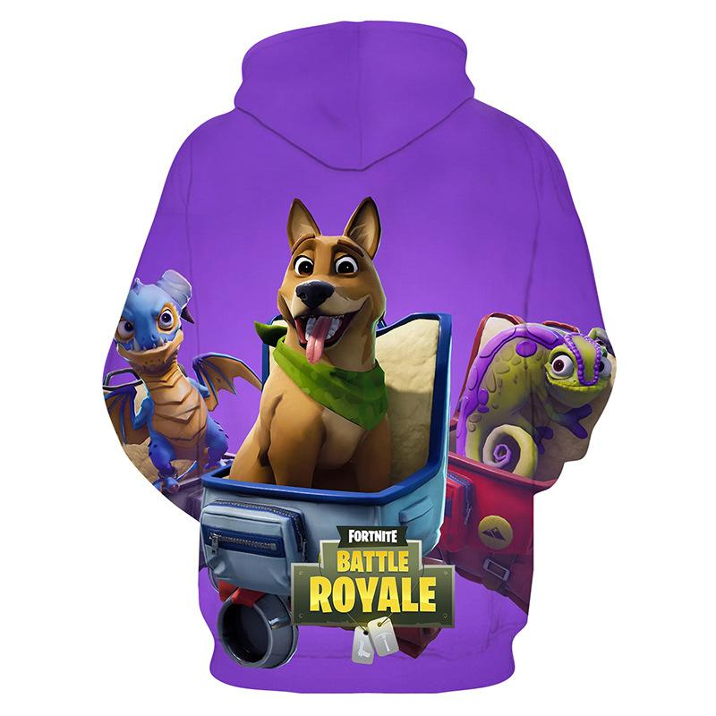 Fortnite Kids Clothes 3d Painted Fortnite Hoodie Usahoo