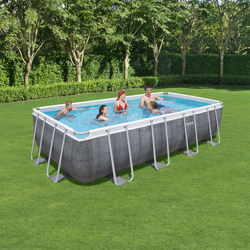 BESTWAY 5.49x2.74x1.22m Rectangular Pool
