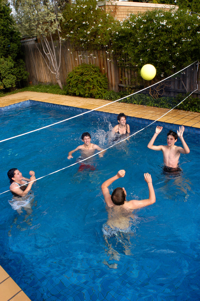 Volleyball Net Plus Ball - 72700