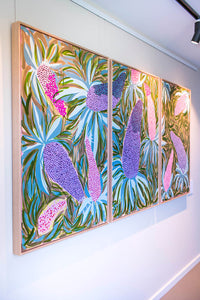 Echium 2020 - Limited Edition Prints (Triptych)