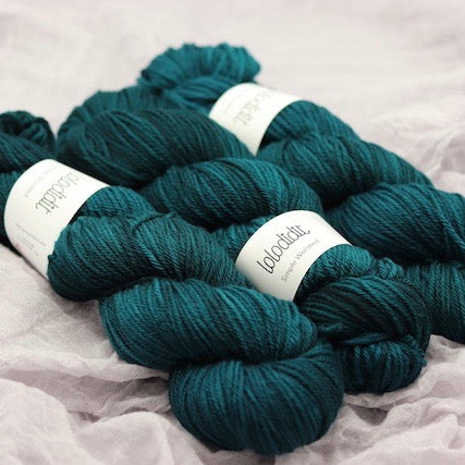 Rivendell - Simple Worsted - Sophisticated Tonal
