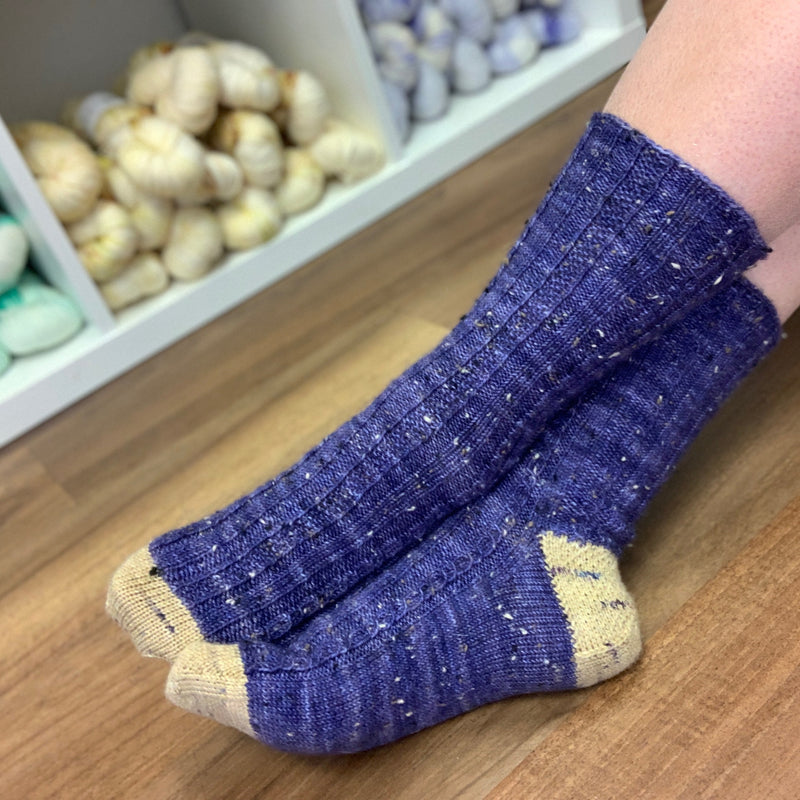 Order of Merlin Socks Pattern
