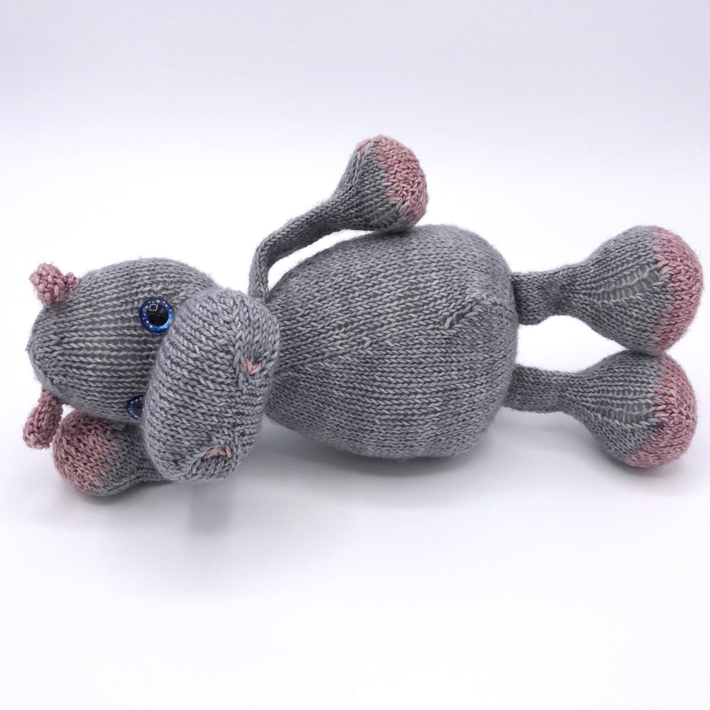 Roxie the Hippo Pattern