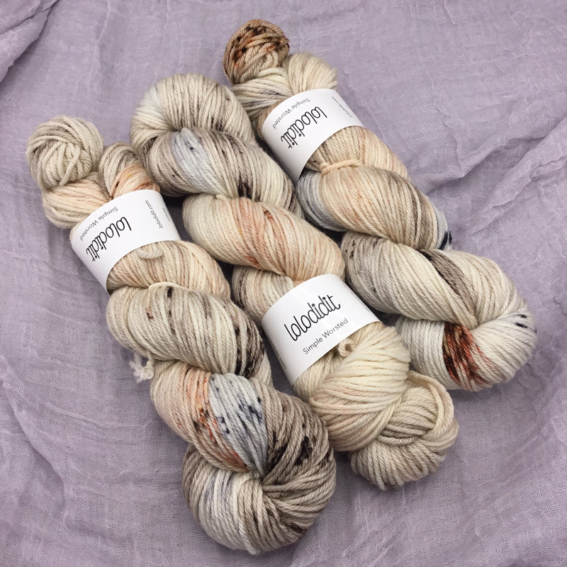 Wild Horses - Simple Worsted - Favorites