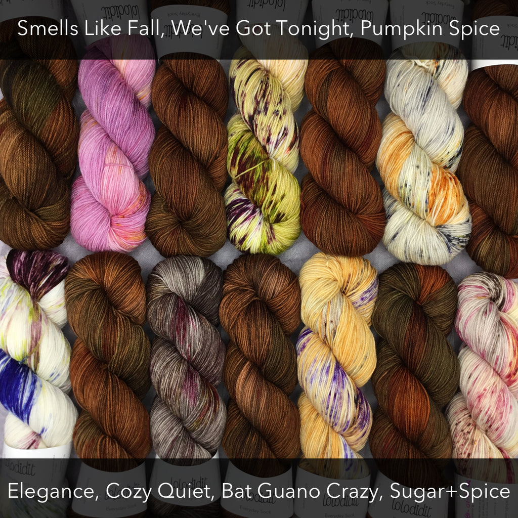 Whiskey Kiss - Simple Worsted - Sophisticated Tonal