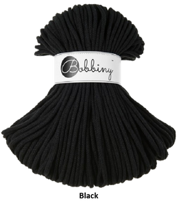 Bobbiny Braided Cord - Premium 5mm - 100m