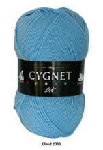 Load image into Gallery viewer, Cygnet DK Spring Yarn Pack - 7x100g
