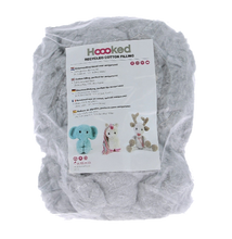 Load image into Gallery viewer, Hoooked 100% Recycled Cotton Filling / Stuffing - 250g