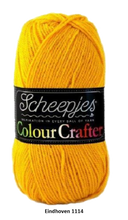 Load image into Gallery viewer, Scheepjes Colour Crafter Autumn Yarn Pack - 7x100g