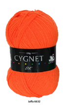 Load image into Gallery viewer, Cygnet DK Neon Rainbow Yarn Pack - 7x100g