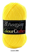 Load image into Gallery viewer, Scheepjes Colour Crafter Rainbow Yarn Pack - 7x100g