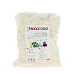 Hoooked 100% Recycled Cotton Filling / Stuffing - 250g