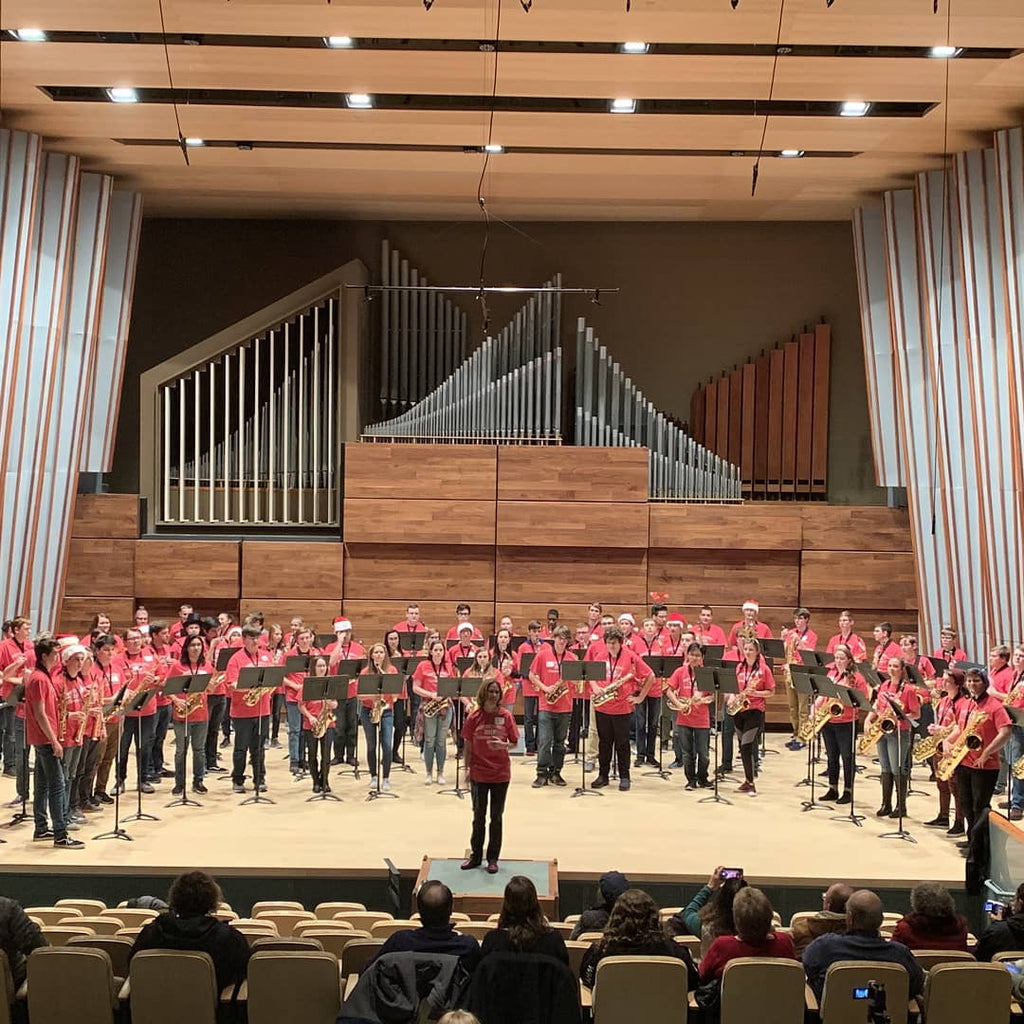 Wright State Saxophone Fest 2018