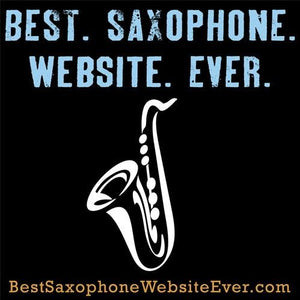 BestSaxophoneWebsiteEver.com recommends GapCap and Spit Sponge