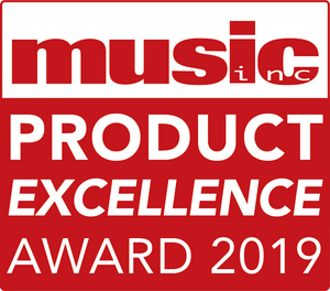Key Leaves wins Product Excellence Award 2019 from Music Inc. magazine