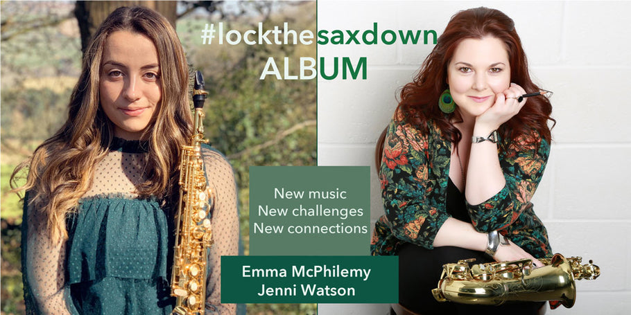 #LockTheSaxDown Challenge for Saxophonists