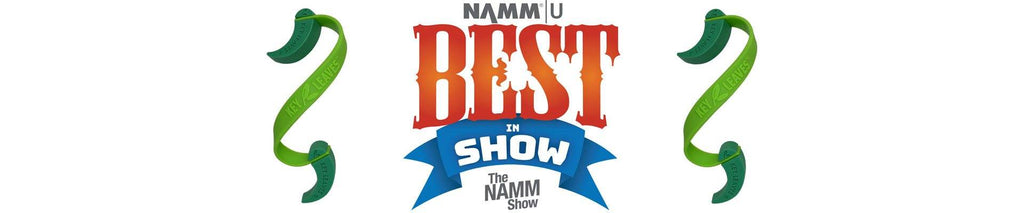 "Key Leaves Wins ""Best In Show"" NAMM 2019"