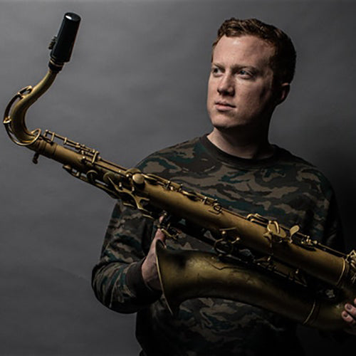Adam Larson is a saxophone player who uses Key Leaves care products to prevent sticking pads and sticky G# keys