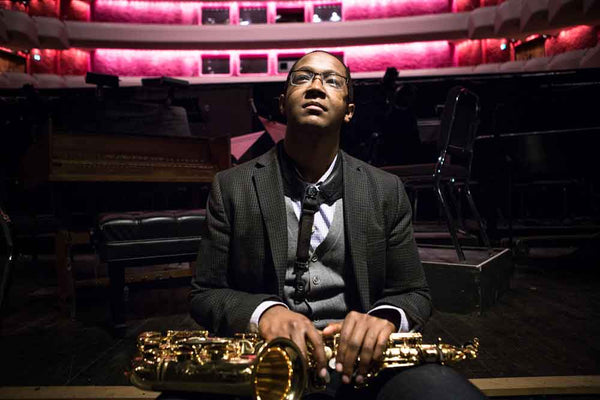 Saxophone teacher Steven Banks recommends Key Leaves products to stop sticky keys