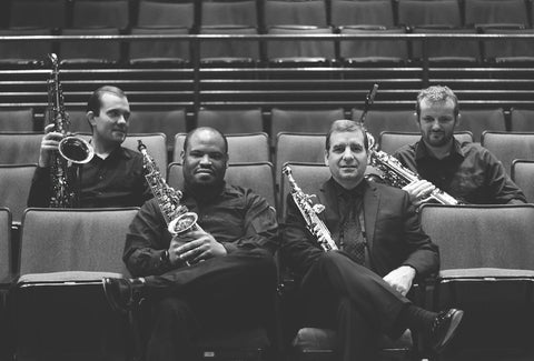 Carolina Saxophone Quartet actively endorses Key Leaves products.