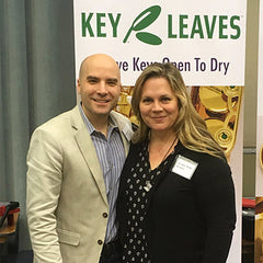 Key Leaves is a mom and pop business from Seattle