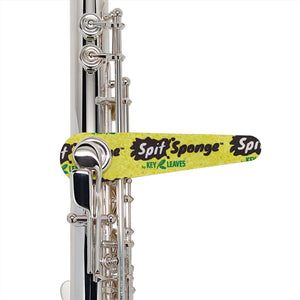 Spit Sponge™ (2 piece) Woodwind Pad Dryer for Oboe, Flute, Clarinet, Bassoon and Soprano Sax
