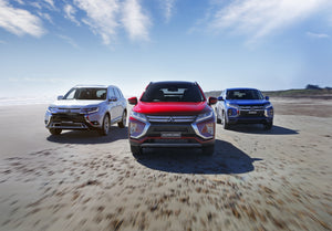 Mitsubishi Australia announces timings and updates to the SUV range