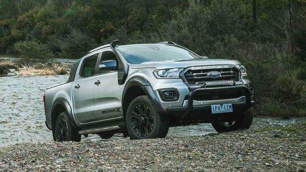 2019 Ford Ranger Wildtrak X delivers extra value in time for Christmas!
