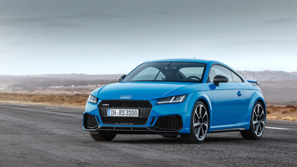 Supercar performance without the price – the new Audi TT RS Coupé set for arrival in July 2020