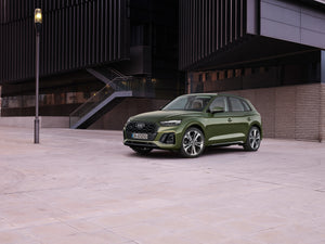 A bestseller gets even better: Audi unveils a new look for the Q5