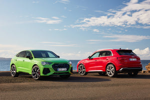 The all-new Audi RS Q3 and first-ever RS Q3 Sportback arrive in Australia