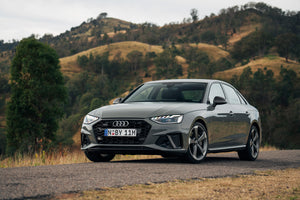 The new Audi A4 Avant, A4 Sedan and A4 allroad arrive in Australia