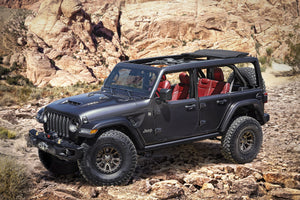 Jeep introduces new 6.4L V8 Wrangler Rubicon 392 concept