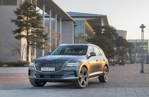 GV80 flagship SUV elevates Genesis to a new standard of luxury