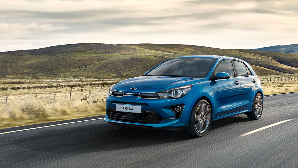 New Kia Rio released with refreshed design and 'big car' technology