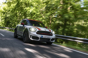 New Mini John Cooper Works Countryman set to thrill with extreme performance, everywhere