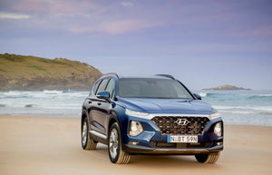 Hyundai's Santa Fe celebrates 20 years