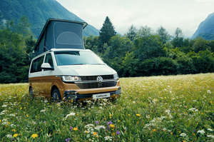 Limited Edition California Beach Camper Van and Multivan Cruise on-sale first online
