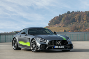 Mercedes-AMG GT R PRO set for Australian launch: pricing and specification announced