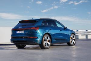 The first-ever Audi e-tron and e-tron Sportback now available to order online