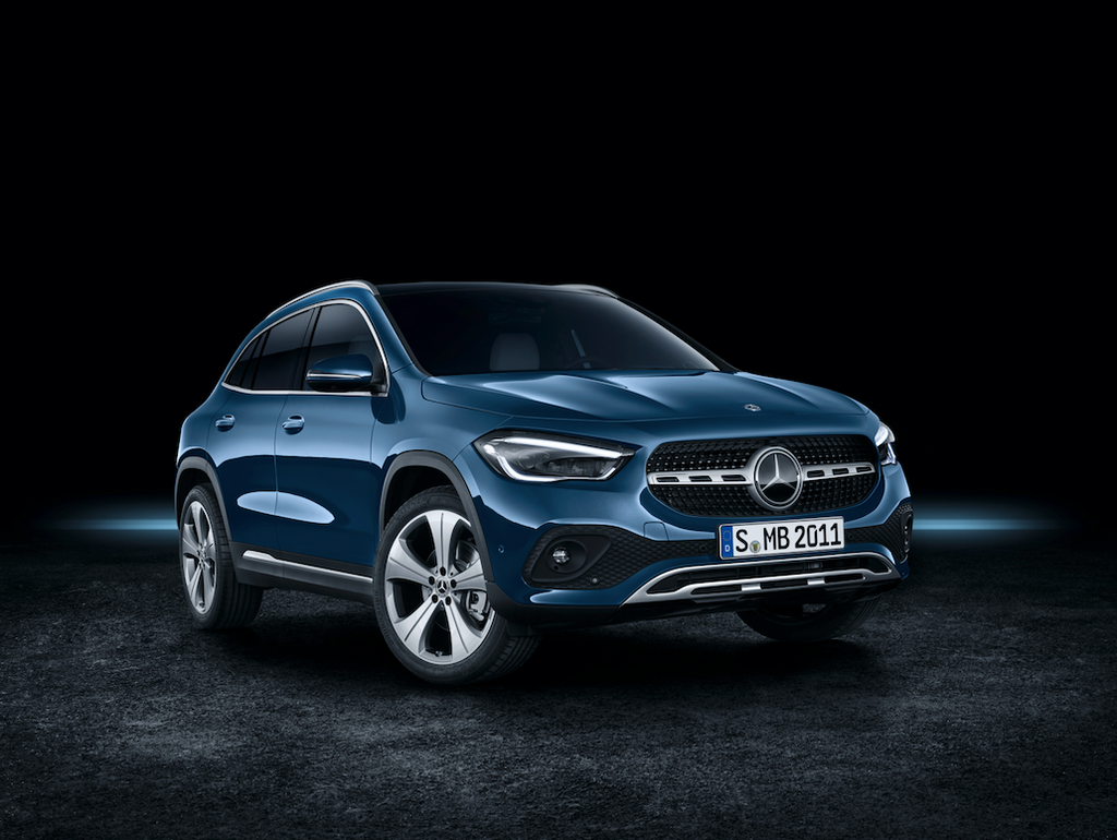 The new Mercedes-Benz GLA: Australian pricing and specs announced