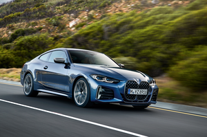 BMW Australia announces pricing for all-new 4 Series Coupe ahead of October launch