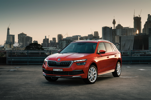 Simply Clever in the city: ŠKODA's KAMIQ small SUV detailed, pricing announced