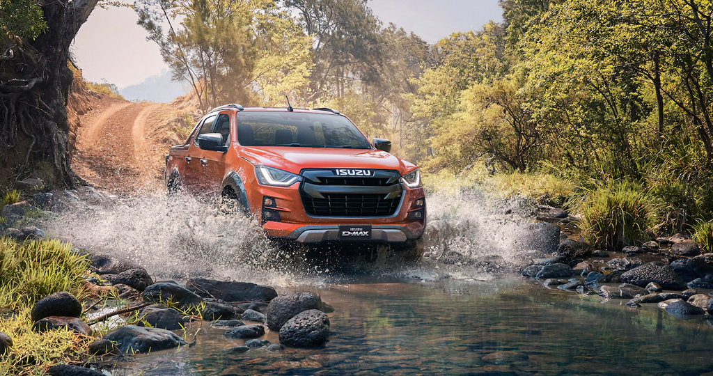 The Highlights: All-New Isuzu D-MAX