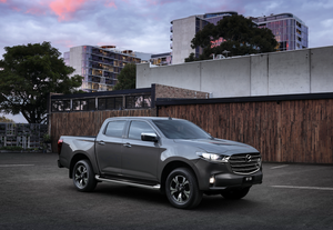 Brand-new Mazda BT-50 launch range announced