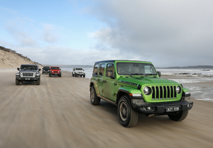 Jeep Australia re-introduces the Sport S and all-new Night Eagle to the MY21 Jeep Wrangler range